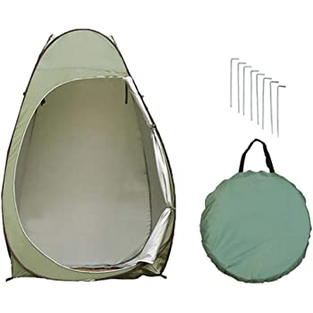 5L camping toilet Safe And Convenient toilet Sairis Portable pop-up outdoor shower replacement privacy room