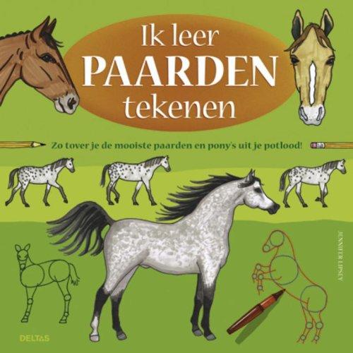 Nonlicense 0363212 Ik Leer Paarden Tekenen (9%)