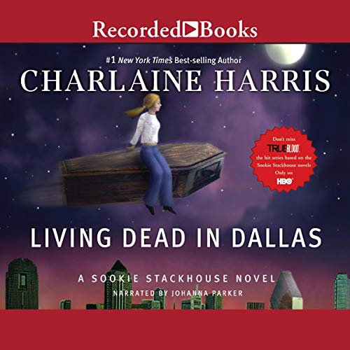 Living Dead in Dallas  By  cover art