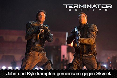 Terminator 5 - Genisys (4K Ultra HD) (+ Blu-ray)
