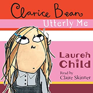 Clarice Bean, Utterly Me cover art