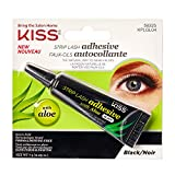 Kiss Colla Ciglia Finte Strip Adhesive Nera - 7 gr