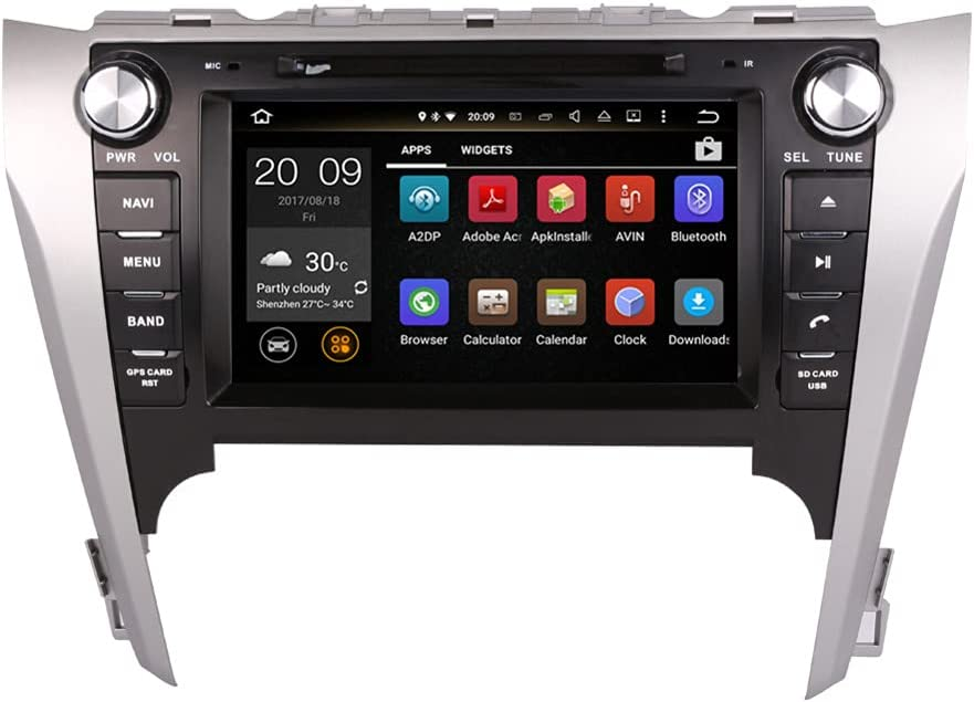Max 45% OFF Android 10.0 System 8 inch Car Superior HD 1024600 DVD Nagavition GPS