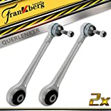 2 brazos de suspensión de rueda, parte trasera izquierda y derecha, para X5 E53 2000-2006 33321095414