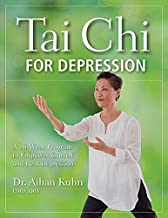 Bundle: Tai Chi for Depression book and Natural Healing with Qigong book