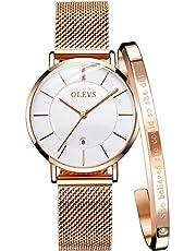 【4/26まで】 OLEVS 腕時計 お買い得セール