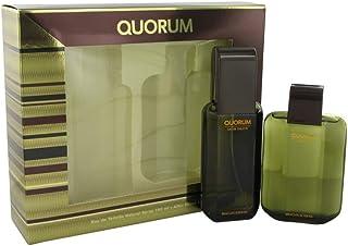 Antonio Puig Quorum for Men 2 Pc Gift Set