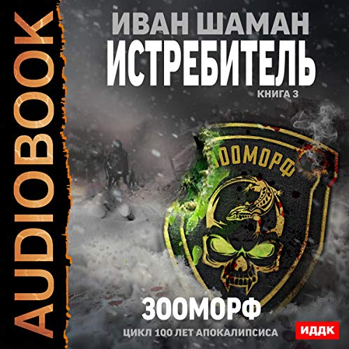 100 Years of the Apocalypse. Fighter II (Russian Edition) audiobook cover art