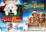 Disney Christmas Dogs - The Search for Sannta Paws & Santa Buddies: The Legend of Santa Paws 2-DVD Bundle