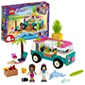 LEGO Friends Juice Truck LEGO Truck 41397 Building Kit; Kids Food Truck Featuring LEGO Friends Emma Mini-Doll Figure, New 2020 (103 Pieces) by LEGO