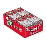 Tic Tac Fresh Breath Mints, Coca Cola, Bulk Hard Candy Mints, 1 oz Singles, 12...