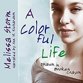 A Colorful Life audiobook cover art
