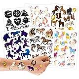 100 tatuajes para pegar - tatuajes para niños respetuosos con la piel de los...