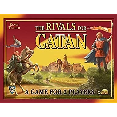 Mayfair Games Rivals for Catan