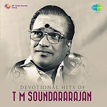 Devotional Hits of T M Soundararajan