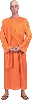 Men's Iskcon Hindu Yoga India Spiritual Fancy Dress Outfit Hare Krishna Costume
