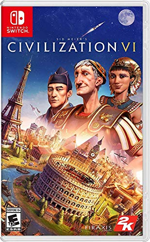 Sid Meier's: Civilization VI (Nintendo Switch)  $7.99 at Amazon