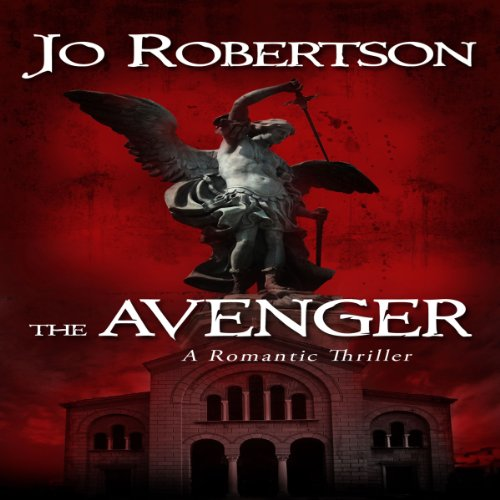 The Avenger audiobook cover art
