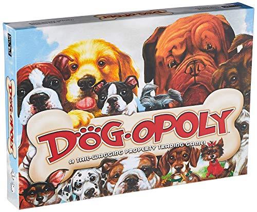 Dog-Opoly - Jeu de Société (Import Grande Bretagne)