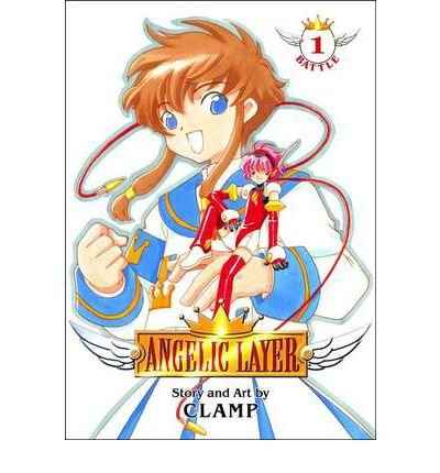 [(Angelic Layer Omnibus Edition: Book 1 )] [Author: Clamp] [Oct-2012]