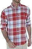 Altonadock PV18275020618 Camisa Casual, Multicolor (Cuadros), XX-Large (Tamaño del Fabricante:XXL) para Hombre