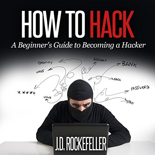 How to Hack audiobook cover art