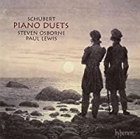 Schubert: Piano Duets by Paul Lewis (2010-11-09)