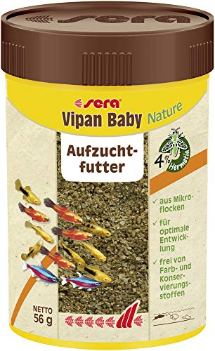 sera Vipan Baby Nature 100 ml