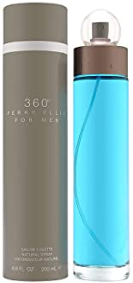 Perry Ellis 360 For Men Eau De Toilette Spray 6.7 Ounces