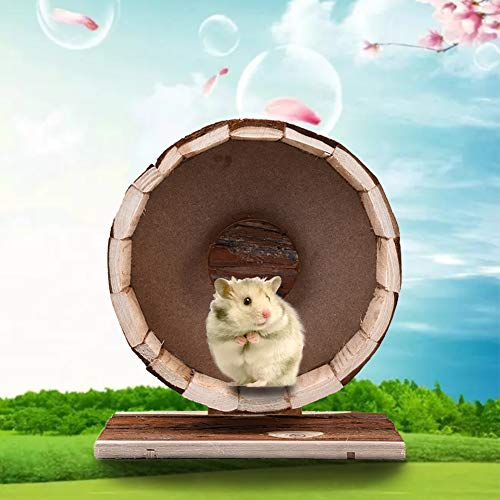 Yshen Hamsters Suspension Toys Exercise Wheel For Little Pets Toys For Hamsters/chinchilla/guinea Pig/mascot Small Animal Fidget Spinner