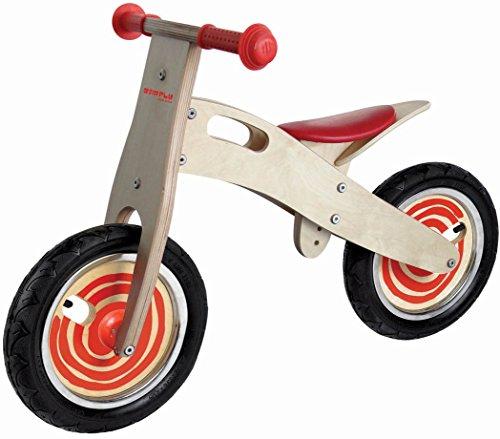 Ulysse - 22006 - Vélo et Véhicule pour Enfant - Draisienne Rouge