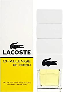 Challenge Re Fresh by Lacoste for Men 90ml