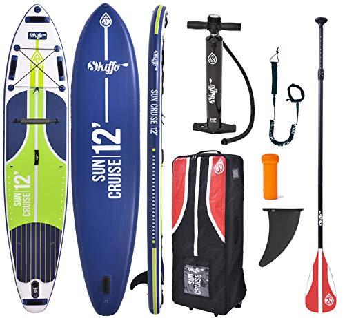 Safe Renforc/é Thruster Ailerons pour Paddle Board Cano/ë Ski Nautique Accessoires de Planche de Surf JEEZAO Palmes de Planche Surf Fin en Nylon