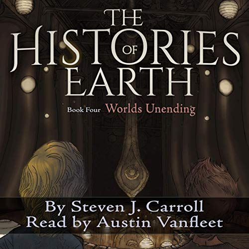 Worlds Unending audiobook cover art