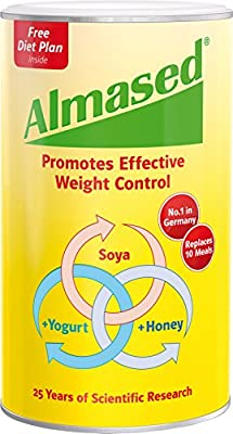Almased - Multi Protein Powder - Supports Weight Loss, Optimal Health and Maximum Energy, 17.6 oz from Almased USA