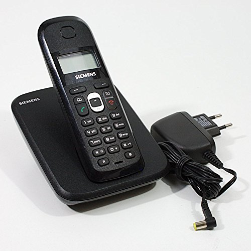 Siemens Gigaset AS180 - Teléfono fijo inalámbrico DECT/AS180