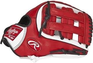Rawlings Gamer XLE Narrow Fit 11.75 Inch GXLE315-6WS Baseball Glove