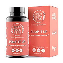 Lactation Supplements -Amazon Affiliate Link -Happy Healthy Hippie
