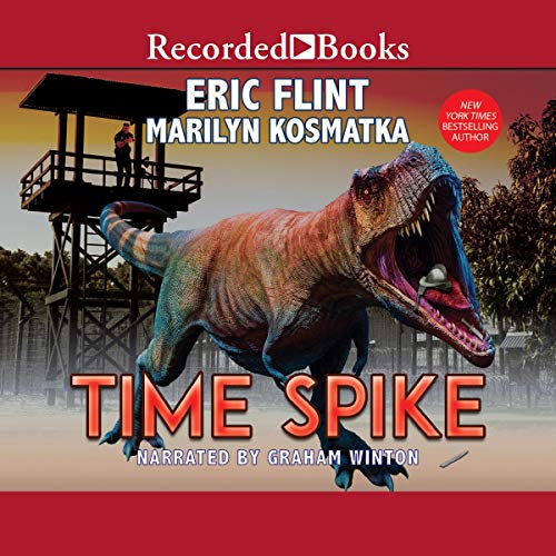 Time Spike Audiobook By Eric Flint, Marilyn Kosmatka cover art