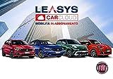 """Iscrizione abbonamento """"Leasys CarCloud Metropolis Plus..."""