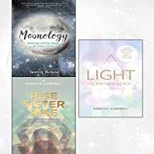 Moonology, Rise Sister Rise, Light Is the New Black 3 Books Collection Set