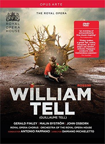 Rossini: Guillaume Tell (Royal Opera House, 2016) [2 DVDs]