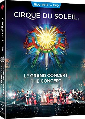 Cirque Du Soliel//Le Grand Concert/The Concert