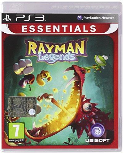 Essentials Rayman Legends [Importación Italiana]