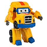 Super Wings - Poppa, figura transformable Super Wings - 17 x 8 x 14 cm (ColorBaby 85224)