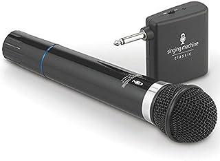 Microphone Wireless Singing Machine SMM-107...