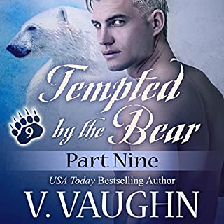 Tempted by the Bear - Part 9 audiobook cover art