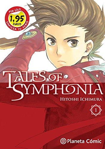 MM Tales of Symphonia nº 01 1,95 (Manga Manía)