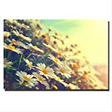 nobranded HD Print Sunflowers Canvas Art Painting Beautiful Spring Scenery Wall Posters 50X75Cm Sin...