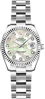 Lady-Datejust 26 Mother of Pearl Dial Women's Watch (ref. 179174)